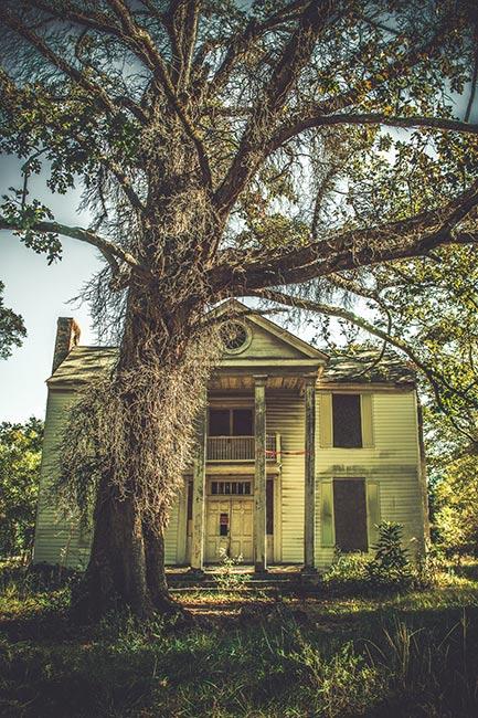 Old Cokesbury House