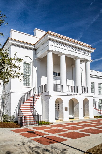 Colleton County Court House