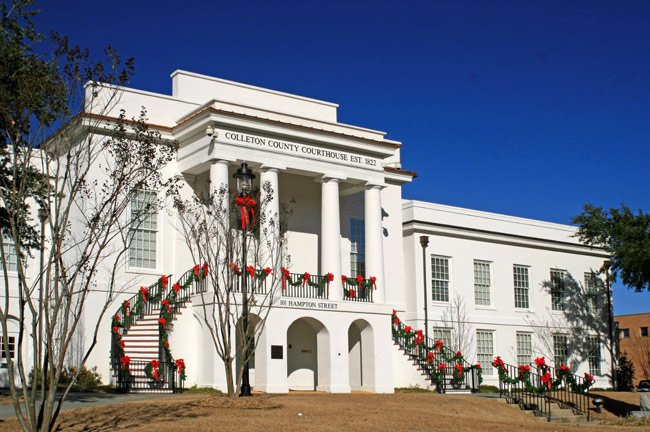 Colleton Courthouse