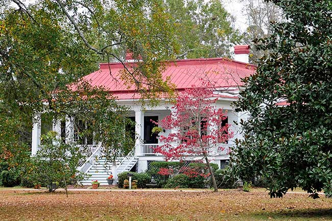 Dantzler Plantation House