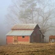 Columbia Horse Barn