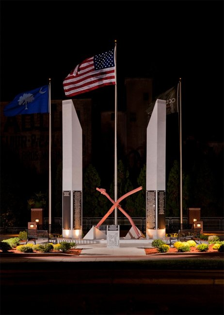 Columbia Metropolitan Convention Center Memorial