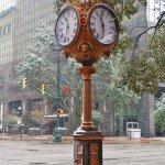 Columbia SC Town Clock