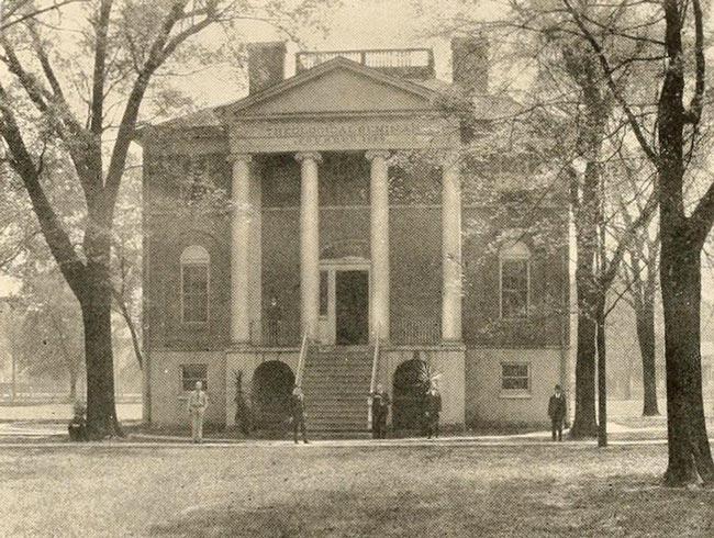 Columbia Theological Seminary Historical