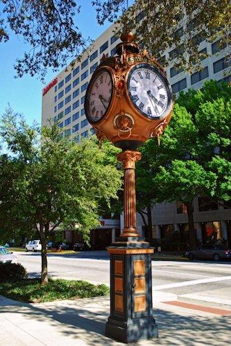 Columbia Town Clock