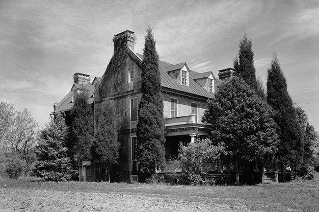 Comingtee Plantation Historic LOC