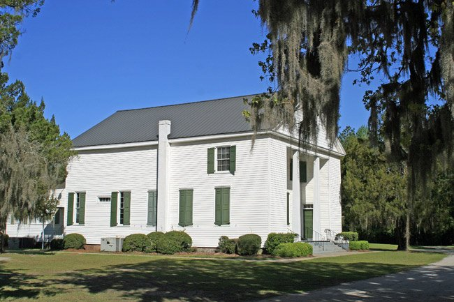 Concord Presbyterian Church Sumter