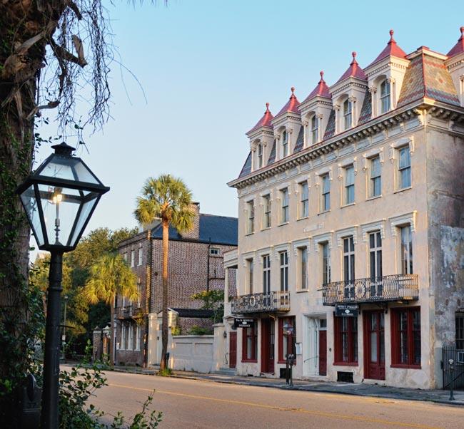 Confederate Home Charleston