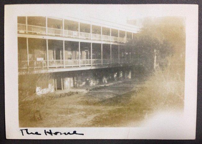 Confederate Home Historic Photo