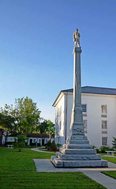 Confederate Marker Williamsburg County