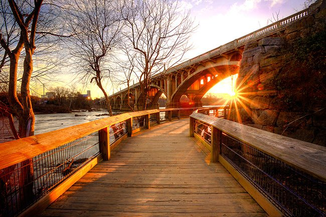 Congaree River Boardwalk