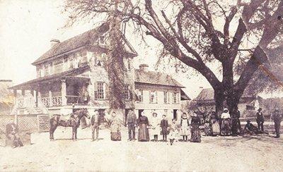 Connor Station Plantation