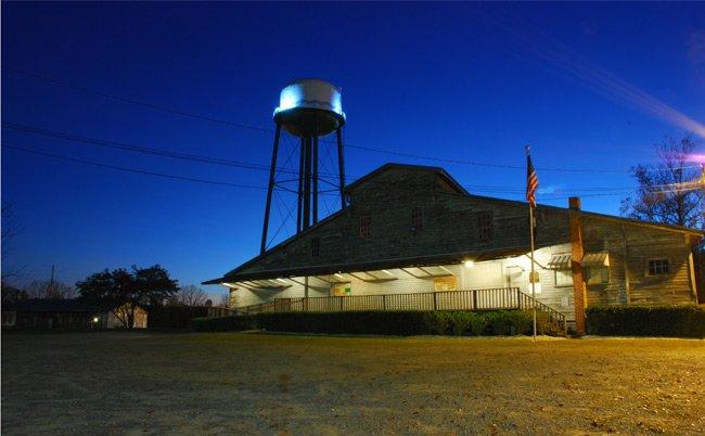Conway Peanut Warehouse
