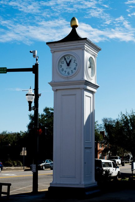 Conway Town Clock