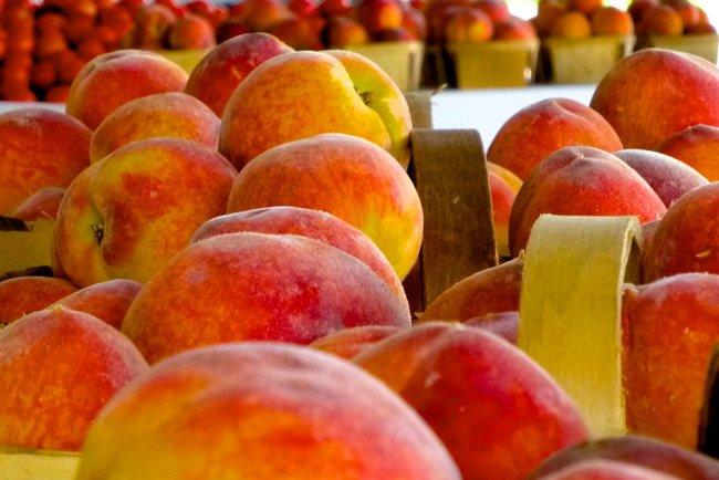 Cooks Farm Peaches