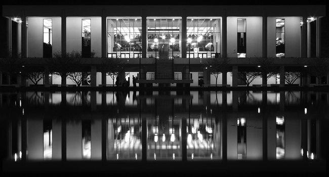 Cooper Library Clemson