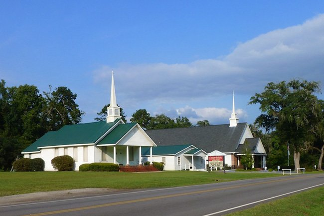 Coosawhatchie Baptist Church