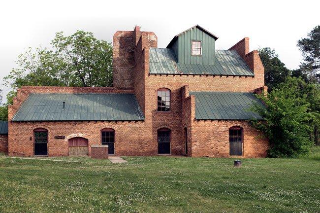 Cotton Mill McCormick