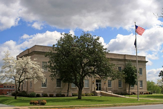 County Courthouse Gaffney
