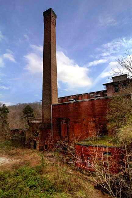 Courtenay Mill Tower