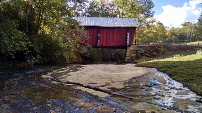 Covered Bridge Greenville