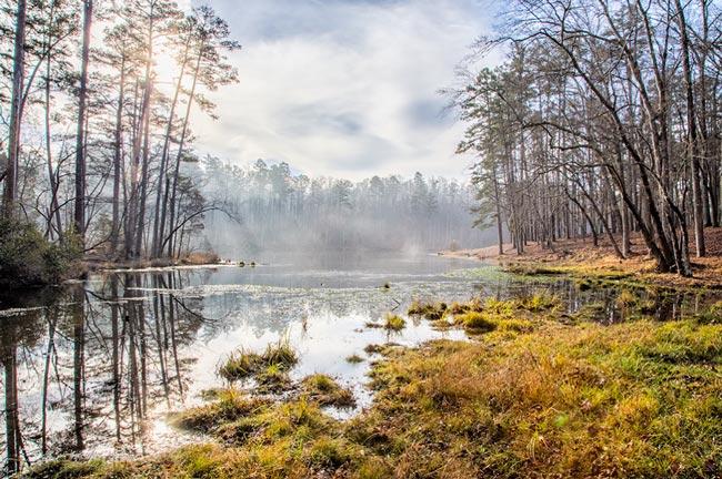 Crawfrod Lake