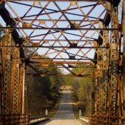 Crybaby Bridge in Union SC
