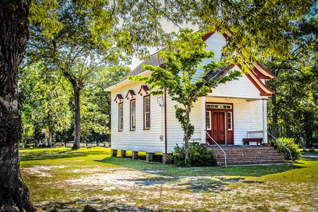 Cummings Chapel Dorchester County