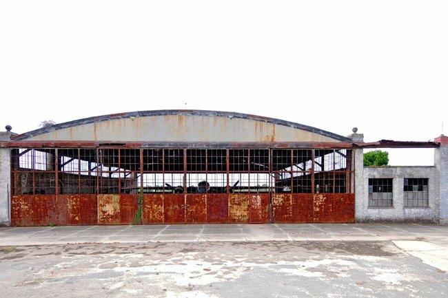 Curtiss Wright Hangar