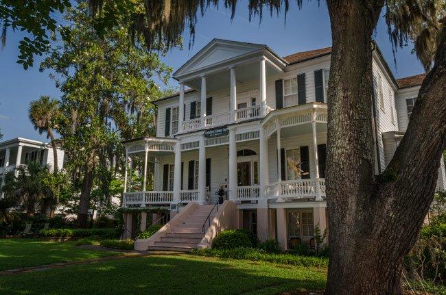 Cuthbert House Beaufort