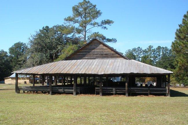 Cypress Campground Ridgeville