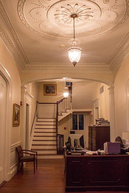 Daniel Cannon House Interior