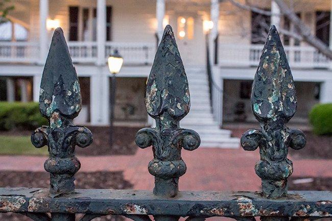 Daniel Cannon House Entry Detail
