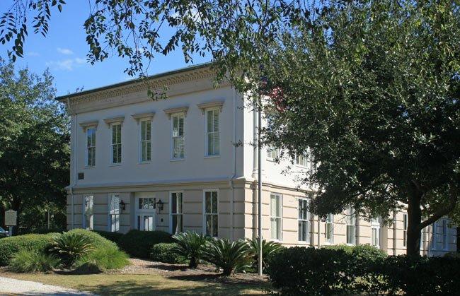 Darby Building Mount Pleasant