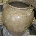 Dave Potter Jar