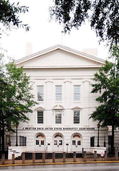 Davis Bankruptcy Courthouse