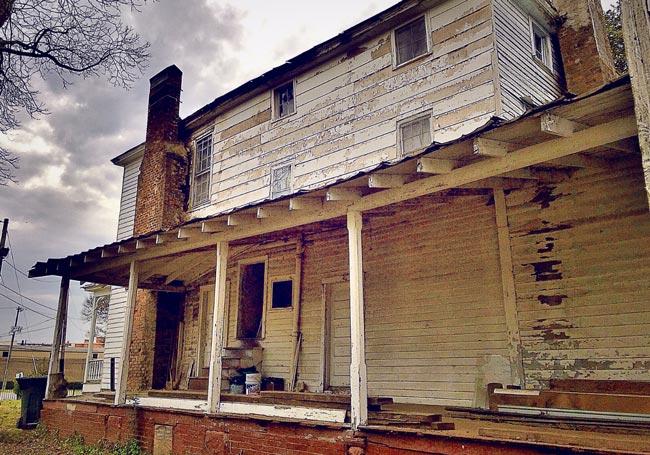 Dawkins House Side