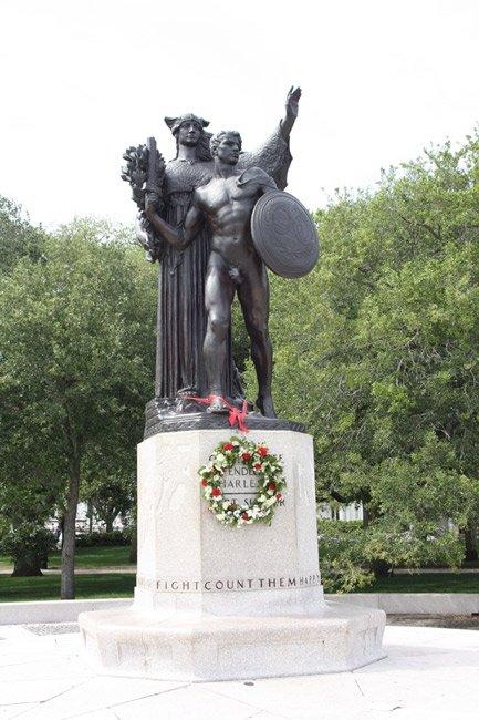 Defenders Of Charleston Monument