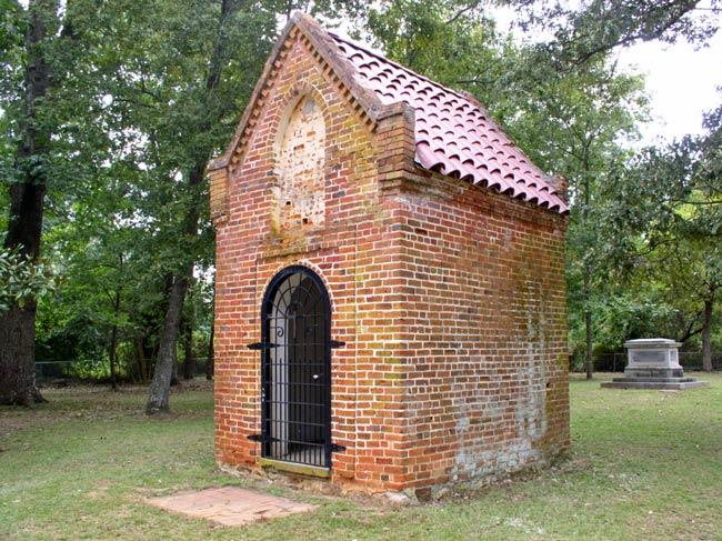 DeLage Tomb