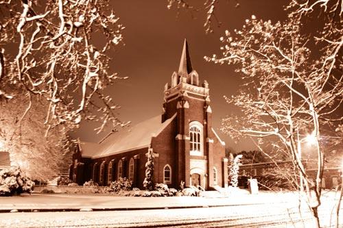 Denmark Baptist Church