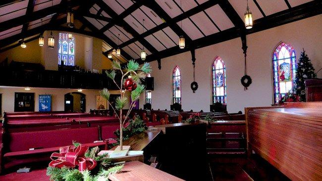 Denmark First Baptist Church