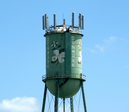 Denmark Water Tower