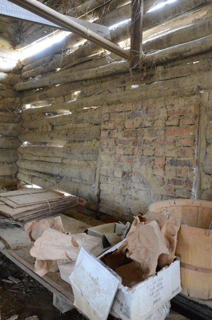 Dillard Barn Interior