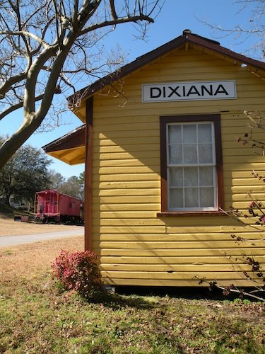 Dixiana Station Office