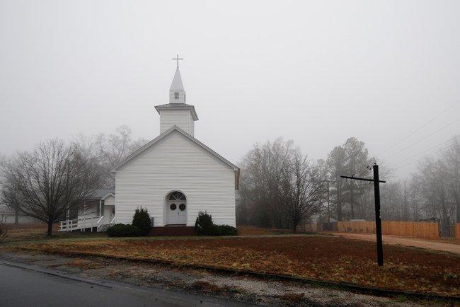 Donalds United Methodist Church