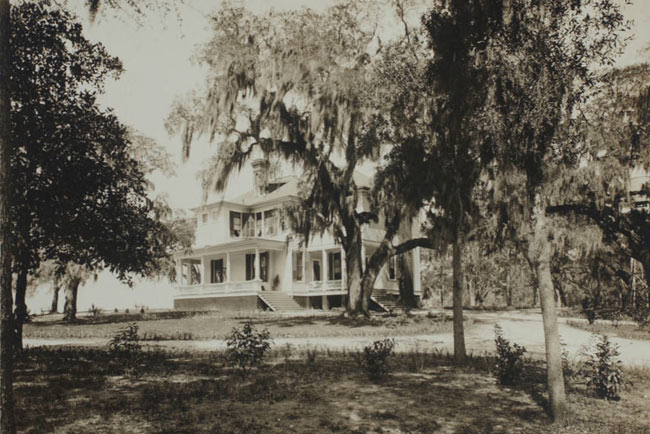 Donaldson House at Friendfield