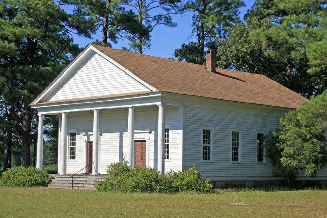 Dothan Methodist Chapel Dillon