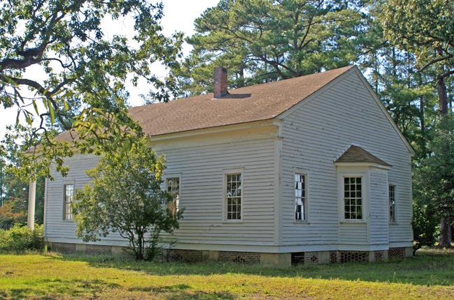 Dothan Methodist Chapel Rear