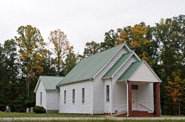 Double Springs Methodist