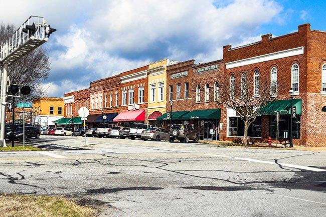 Downtown McCormick